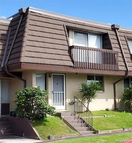 98-297 Ualo Street W7, Aiea, HI 96701 (MLS #202027815) :: Barnes Hawaii
