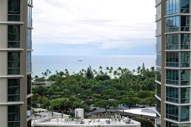 2140 Kuhio Avenue #1503, Honolulu, HI 96815 (MLS #202027820) :: The Ihara Team