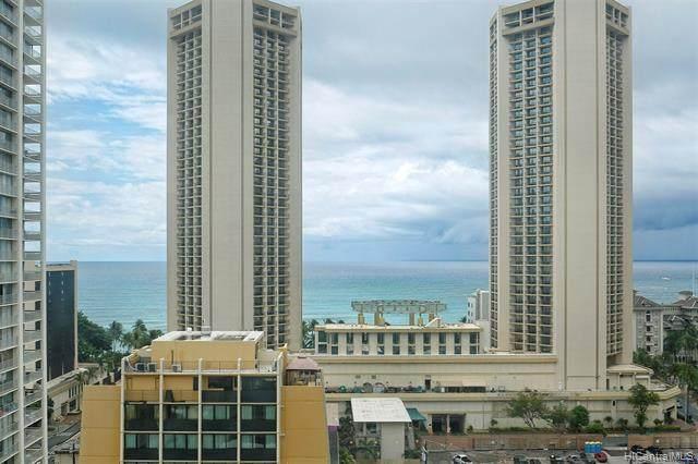 225 Kaiulani Avenue Ph2, Honolulu, HI 96815 (MLS #202027822) :: The Ihara Team