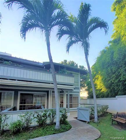 545 Mananai Place 28C, Honolulu, HI 96818 (MLS #202027828) :: The Ihara Team