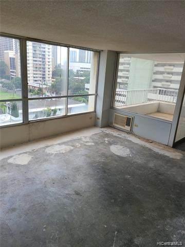 2421 Tusitala Street #704, Honolulu, HI 96815 (MLS #202027870) :: LUVA Real Estate