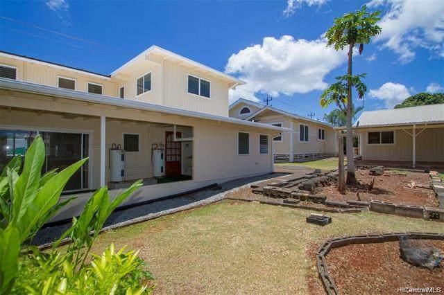 220 Muliwai Avenue, Wahiawa, HI 96786 (MLS #202027876) :: Island Life Homes