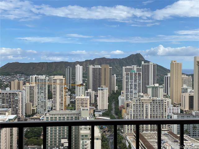 2240 Kuhio Avenue #3603, Honolulu, HI 96815 (MLS #202027884) :: Hawai'i Life