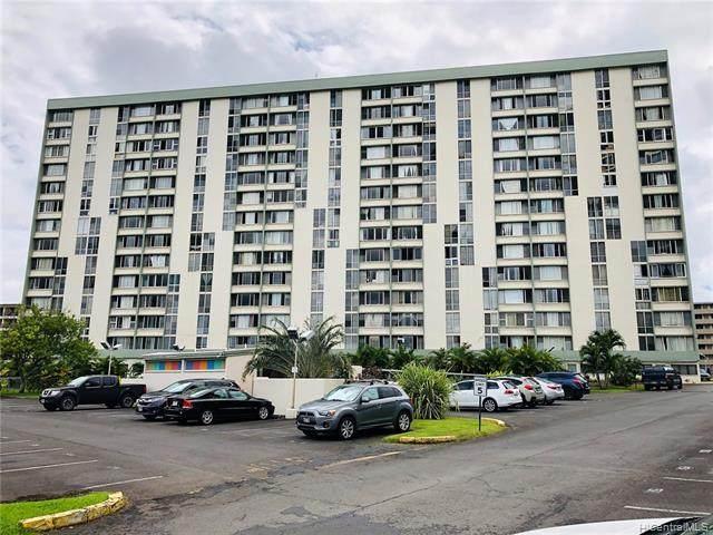 5210 Likini Street #208, Honolulu, HI 96818 (MLS #202027891) :: The Ihara Team