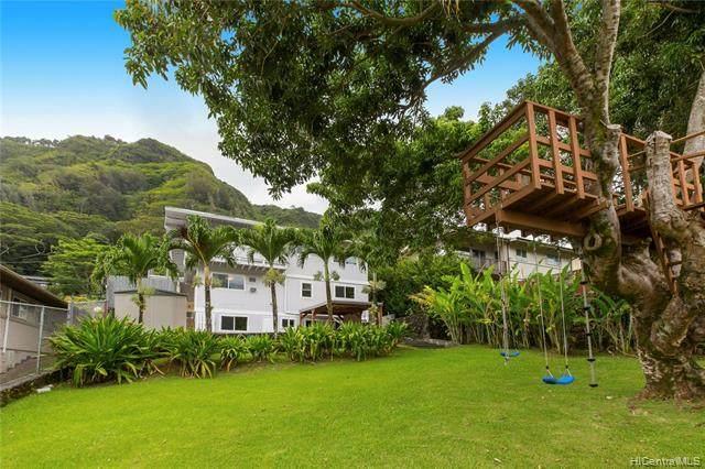 3543 Kumu Street, Honolulu, HI 96822 (MLS #202027901) :: Barnes Hawaii