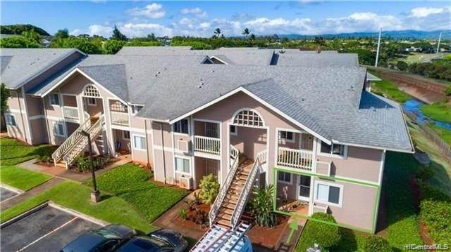 94-521 Lumiaina Street H106, Waipahu, HI 96797 (MLS #202027908) :: Corcoran Pacific Properties
