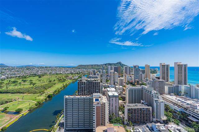 445 Seaside Avenue #4319, Honolulu, HI 96815 (MLS #202027909) :: Hawai'i Life