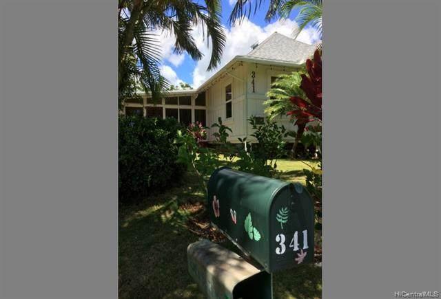 341 Nana Place #1, Kapaa, HI 96746 (MLS #202027910) :: Island Life Homes