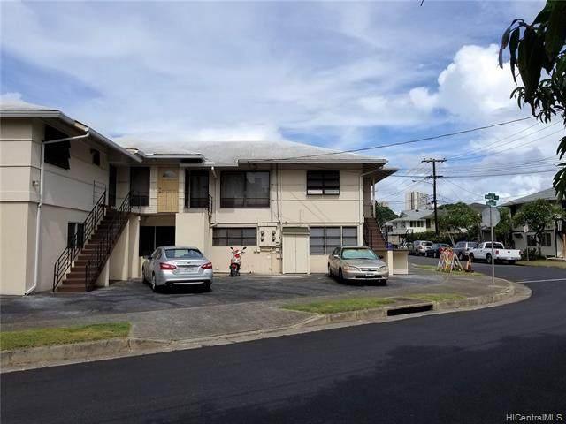 1704 Nanea Street, Honolulu, HI 96826 (MLS #202027929) :: Keller Williams Honolulu