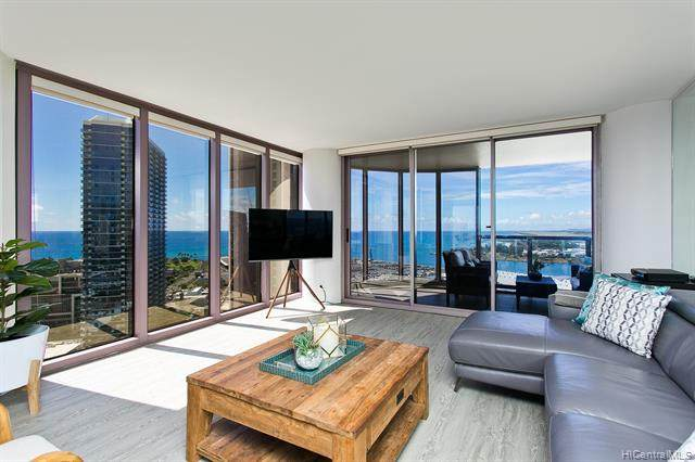 425 South Street #2901, Honolulu, HI 96813 (MLS #202027943) :: Barnes Hawaii