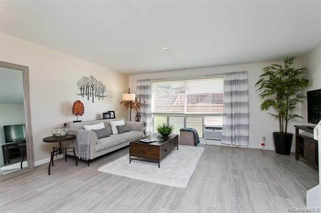 2819 Kaonawai Place 2C, Honolulu, HI 96822 (MLS #202027967) :: Island Life Homes