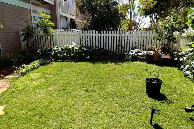94-545 Lumiaina Street S101, Waipahu, HI 96797 (MLS #202027968) :: Corcoran Pacific Properties