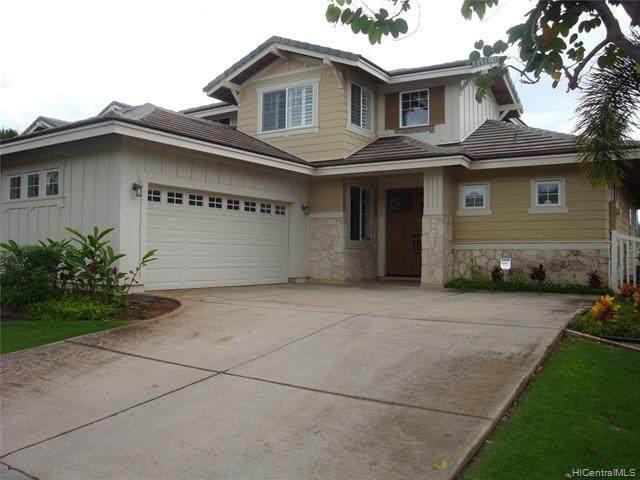 92-1017C Koio Drive S-37, Kapolei, HI 96707 (MLS #202027983) :: Keller Williams Honolulu