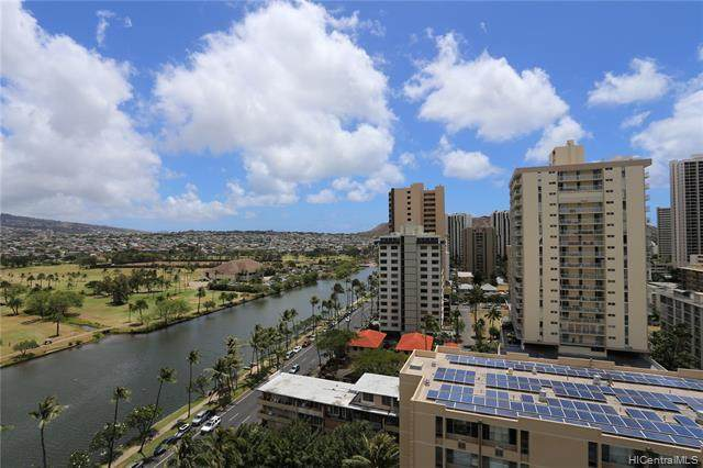 2421 Ala Wai Boulevard - Photo 1