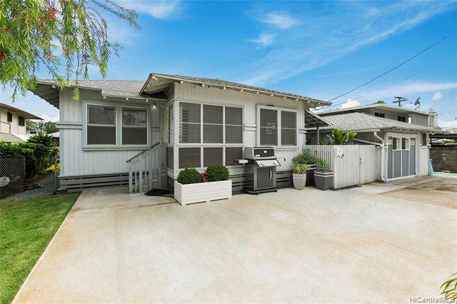 779 Mahiai Place, Honolulu, HI 96826 (MLS #202027998) :: The Ihara Team