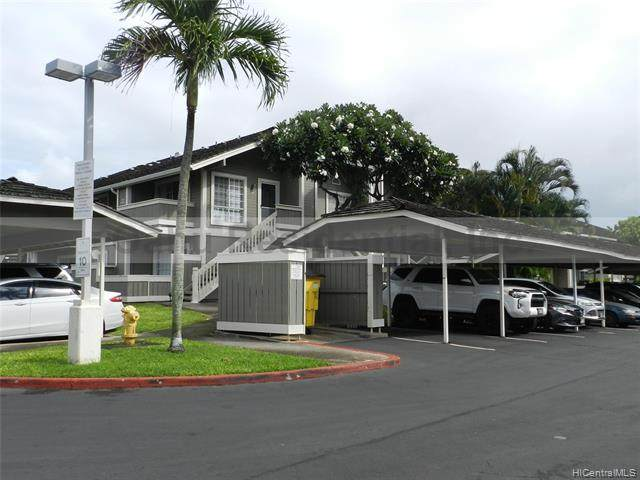 94-1411 Kulewa Loop U, Waipahu, HI 96797 (MLS #202028015) :: The Ihara Team