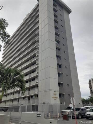 757 Kinalau Place #1101, Honolulu, HI 96813 (MLS #202028016) :: The Ihara Team
