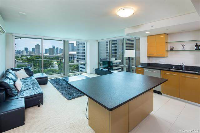 1200 Queen Emma Street #1002, Honolulu, HI 96813 (MLS #202028017) :: LUVA Real Estate