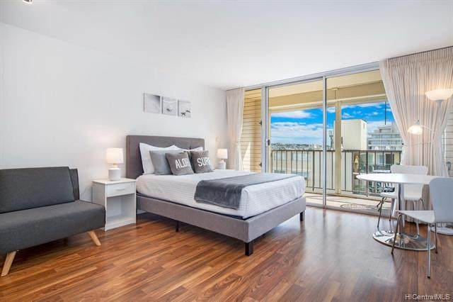 2345 Ala Wai Boulevard #1215, Honolulu, HI 96815 (MLS #202028031) :: LUVA Real Estate