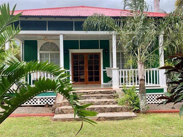 7461 Kamehameha V Highway, Kaunakakai, HI 96748 (MLS #202028060) :: LUVA Real Estate