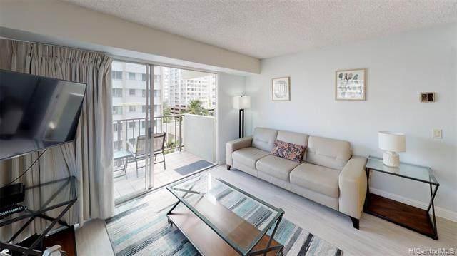 2440 Kuhio Avenue #601, Honolulu, HI 96815 (MLS #202028064) :: LUVA Real Estate