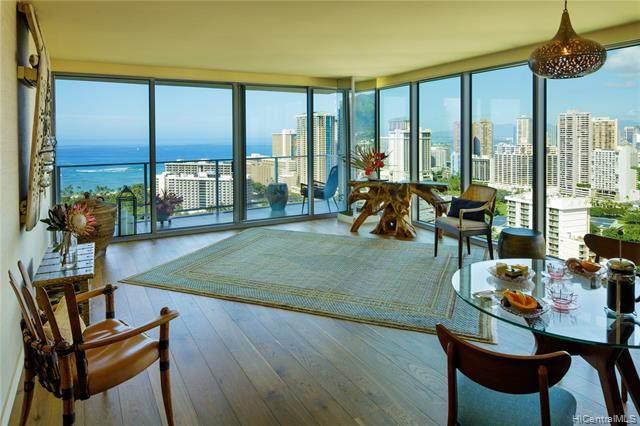 383 Kalaimoku Street #3001, Honolulu, HI 96815 (MLS #202028084) :: LUVA Real Estate