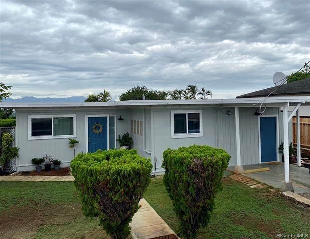 4556 Likini Street, Honolulu, HI 96818 (MLS #202028096) :: Barnes Hawaii