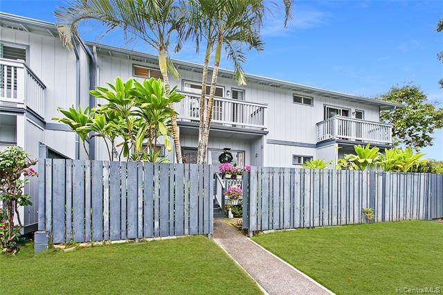 98-904 Iho Place C, Aiea, HI 96701 (MLS #202028108) :: Keller Williams Honolulu