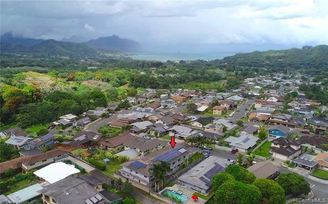 47-544 Hakuhale Street, Kaneohe, HI 96744 (MLS #202028120) :: The Ihara Team