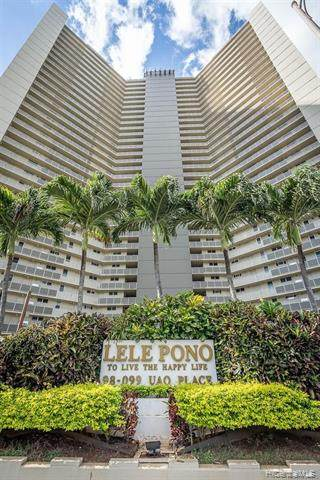 98-099 Uao Place #1008, Aiea, HI 96701 (MLS #202028125) :: Barnes Hawaii