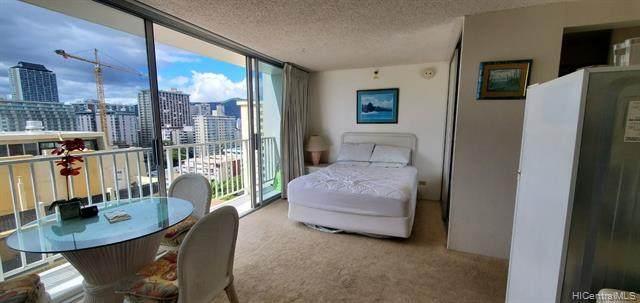 2427 Kuhio Avenue #1405, Honolulu, HI 96815 (MLS #202028156) :: Keller Williams Honolulu