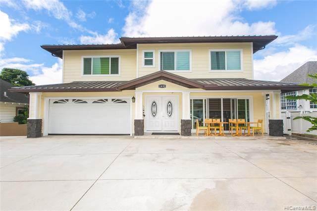 1692 Lewalani Drive, Honolulu, HI 96822 (MLS #202028175) :: Keller Williams Honolulu