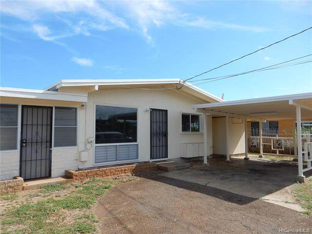 91-713 Koalipehu Street, Ewa Beach, HI 96706 (MLS #202028183) :: Team Lally
