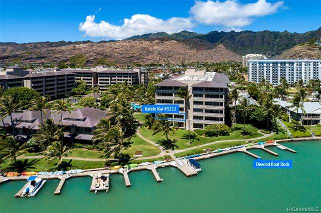 1 Keahole Place #3212, Honolulu, HI 96825 (MLS #202028193) :: Keller Williams Honolulu