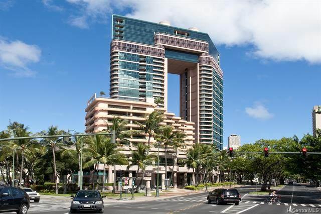 1888 Kalakaua Avenue #1604, Honolulu, HI 96815 (MLS #202028196) :: Keller Williams Honolulu