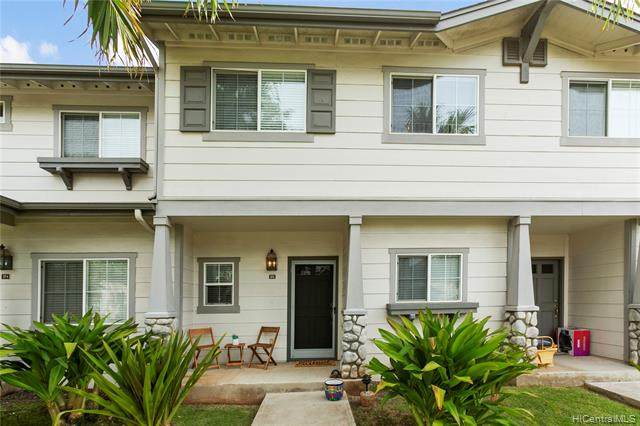 91-1091 Kaileolea Drive 2F5, Ewa Beach, HI 96706 (MLS #202028197) :: Keller Williams Honolulu