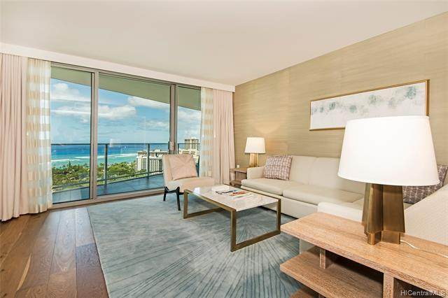 383 Kalaimoku Street #2708, Honolulu, HI 96815 (MLS #202028205) :: Keller Williams Honolulu