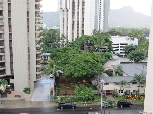 303 Liliuokalani Avenue #1004, Honolulu, HI 96815 (MLS #202028210) :: Keller Williams Honolulu