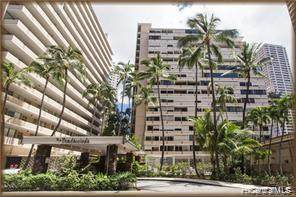 1720 Ala Moana Boulevard B-605, Honolulu, HI 96815 (MLS #202028238) :: LUVA Real Estate
