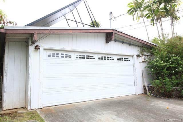 449 Ilimano Street, Kailua, HI 96734 (MLS #202028255) :: The Ihara Team