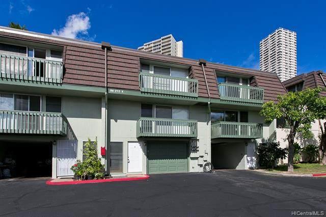 98-272 Ualo Street K3, Aiea, HI 96701 (MLS #202028259) :: Barnes Hawaii