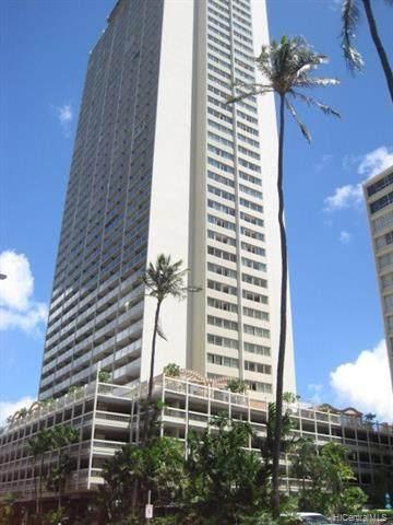 445 Seaside Avenue #2217, Honolulu, HI 96815 (MLS #202028262) :: LUVA Real Estate