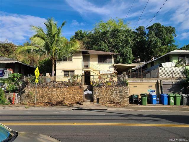 1927 Kalihi Street, Honolulu, HI 96819 (MLS #202028273) :: The Ihara Team