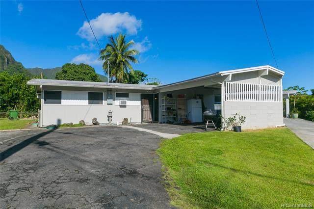45-545 Pakualua Place, Kaneohe, HI 96744 (MLS #202028293) :: Barnes Hawaii