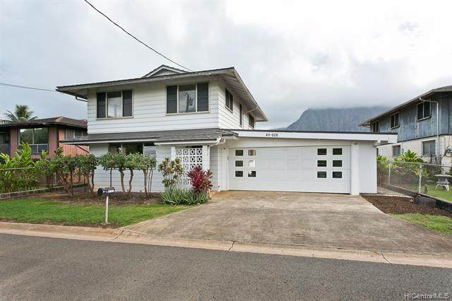 41-528 Kumuhau Street, Waimanalo, HI 96795 (MLS #202028309) :: The Ihara Team