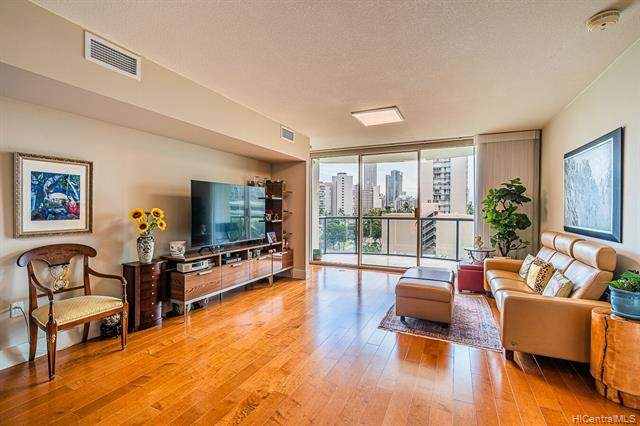 1837 Kalakaua Avenue #803, Honolulu, HI 96815 (MLS #202028333) :: LUVA Real Estate