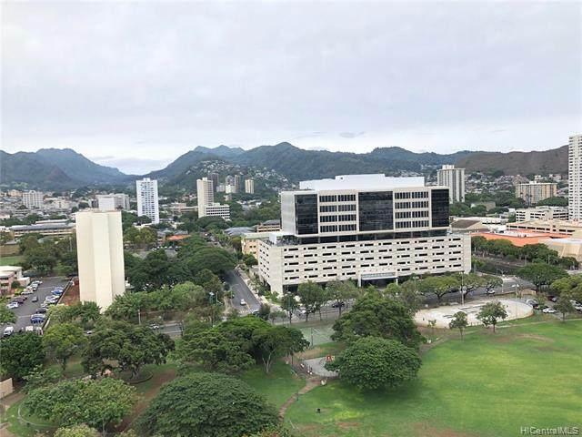 215 N King Street #1901, Honolulu, HI 96817 (MLS #202028335) :: The Ihara Team