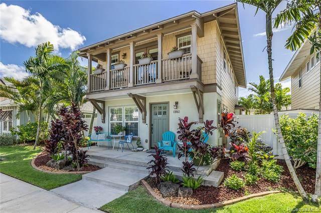 91-1179 Waiemi Street, Ewa Beach, HI 96706 (MLS #202028339) :: Keller Williams Honolulu