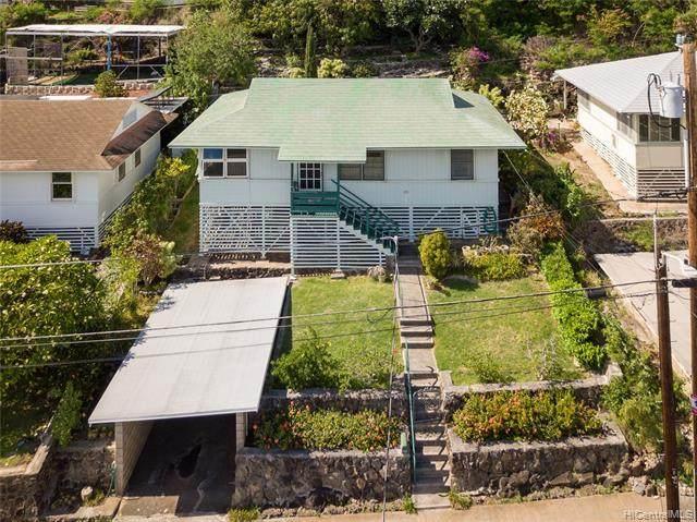 1354 Makaikoa Street, Honolulu, HI 96821 (MLS #202028390) :: LUVA Real Estate