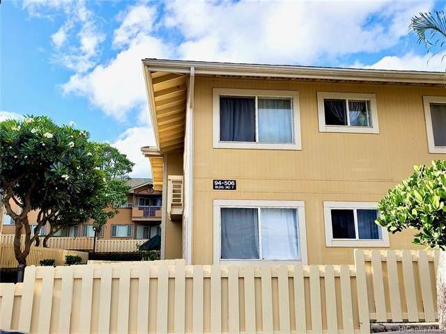 94-506 Kupuohi Street 7-204, Waipahu, HI 96797 (MLS #202028424) :: The Ihara Team